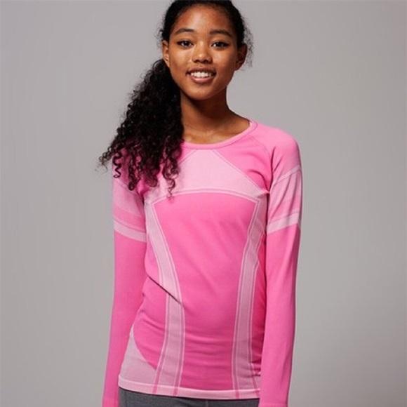 33237c16 Ivivva Shirts & Tops   Girls 12 Fly Tech Long Sleeve Shirt   Poshmark
